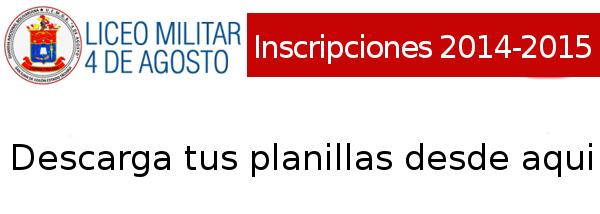 planillas2014